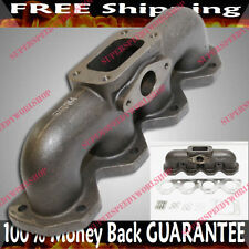 Cast Iron Manifold for 97-01 Prelude  T3 Flange 2.2L H22A1/ H22A4