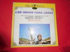 LOS INDIOS TABA-JARAS Same  LP ITALY 197? MINT-
