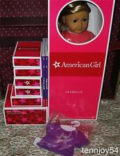 American Girl Isabelle Starter Collection Doll Dance Case Outfits Acessories NIB