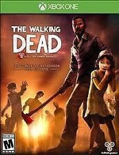 The Walking Dead: The Complete First Season Plus 400 Days (Microsoft Xbox One, 2