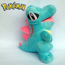 Totodile Pokemon Plush Waninoko Soft Toy Nintendo Stuffed Animal Collectible 7""