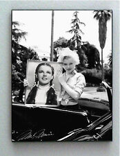 Framed Marilyn Monroe holding The Wizard Of Oz Dorothy faux /autograph Lim. Ed.