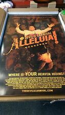 The Devil's Carnival ALLELUIA! Movie Poster 27X39