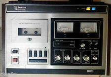 Registratore cassette stereo vintage TECHNICS RS-276US TAPE DECK PLAYER-RECORDER