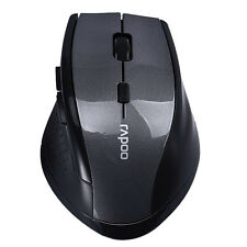 Computer Mouse Wireless Mouse 2.4GHz Wireless Optical Gaming Mouse Mice Gray UK