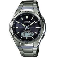 Reloj De Pulsera para Hombres Casio Waveceptor Titanio WVA-M640TD-1AER