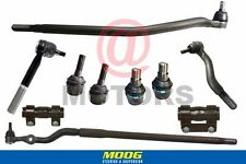 Moog Front Tie Rods Adjusting Sleeve Ball Joints Fits F-250 Super Duty 03 4WD