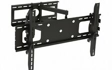 Full Motion LED Samsung Vizio TV Wall Mount Bracket 37 40 42 50 52 60 65 70 inch