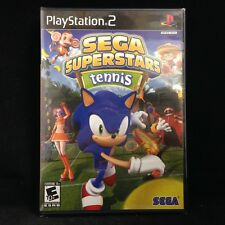 Sega Superstars Tennis (Sony PlayStation 2, 2008)
