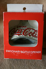 Coca-Cola Bottle Opener 1991 Starr X  Wall Mount NEW  Germany