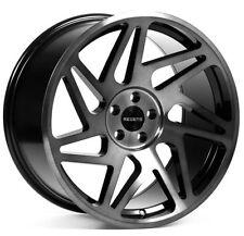 18x8.5 Regen5 R31 5x112 +40 Smoked Carbon Rims Fits Audi b5 b6 b7 b8 c4 c6 Q5