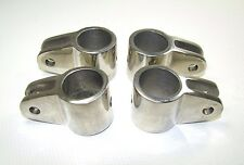 "270160 Sea-Dog Line 4-Pack Jaw Slide Fitting 316 Stainless 7/8"" Tube OD 132-2516"