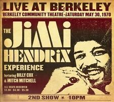 Live at Berkeley: 2nd Show by Jimi Hendrix (CD, Sep-2003, Experience Hendrix)