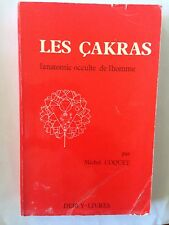 LES CAKRAS 1989 ANATOMIE OCCULTE HOMME COQUET CHAKRAS