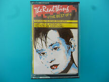 "REAL THING  "" THE BEST OF THE REAL THING ""  CASSETTE"