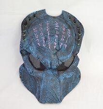 Blue Paintball BB Gun Full Wire Mesh Protection Alien Vs Predator Mask  M0144
