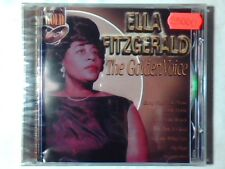 ELLA FITZGERALD The golden voice 2cd SIGILLATO SEALED RARISSIMO VERY RARE