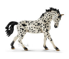 FREE SHIPPING | Schleich 13769 Knabstrupper Mare Toy Horse - New in Package