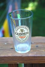 Guiness Extra Stout Pint Glass