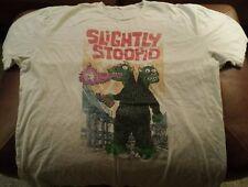 Rare Slightly Stoopid Shirt Jeff Lamm