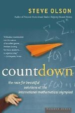 Count Down: The Race for Beautiful Solutions at the International Mathematical