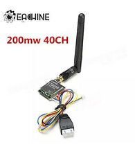 Eachine ET200R FPV 5.8G 40CH 200mW Mini AV Transmitter with RaceBand