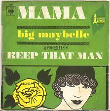 "BIG MAYBELLE ""MAMA (He Treats Your Daughter Mean)"" NORTHERN SOUL 60'S SP"