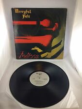 Mercyful Fate - Melissa LP 1983 Megaforce MRI-369 VG/G+ metallica king diamond