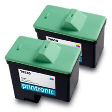 2 Pack Dell Series 1 Ink Cartridge Color T0530 for A920 720 Inkjet Printers