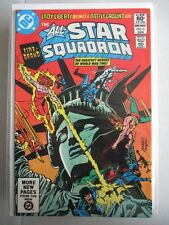 All Star Squadron (1981-1987) #5 NM-
