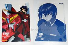 Gundam Seed - Kira Yamato - Athrun Zala shitajiki pencilboard - Manga Anime BL