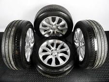 "Original OE Set of Range Rover Sport 20"" Style 520 Alloys Wheels With Tyres 6MM"
