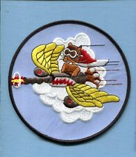 301st TUSKEGEE AIRMAN WW2 AAC ARMY AIR CORPS USAF P-51 Mustang Squadron Patch