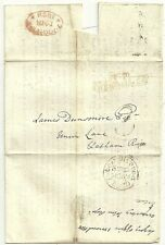 1828 LONDON LEGACY DUTY LETTER TO BE DELIVERED BY 10 SUND MORN L711 JAS DUNSMORE