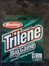 Berkley TRILENE Big Game 15# Test Line
