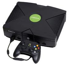 Microsoft Xbox Original 8GB Black Console COMPLETE
