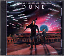 DUNE Toto Brian Eno Daniel Lanois Roger Eno OST Soundtrack CD David Lynch NEU