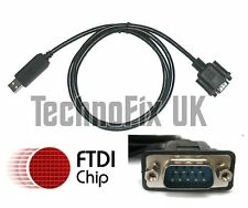 FTDI USB a Serial RS232 Adaptador/Convertidor, Cable 1.2m de largo