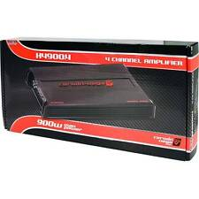 Cerwin-Vega H4900.4 HED Series 900 Watts 4-Channel Class AB Car Audio Amplifier