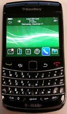 Blackberry 9700 Bold Net Unlocked Band T-Mobile AT&T 3G Smartphone 3MP Cam +A/C
