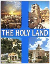 LRG Book THE HOLY LAND Israel Christian Sites Guide,Jesus Christ Jerusalem Bible