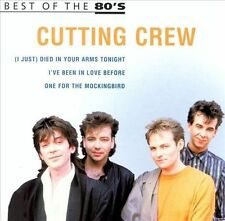 Best of the 80's by Cutting Crew (CD, Jul-2000, Disky) Greatest Hits