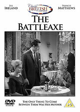 CLASSIC BRITISH CINEMA ~ THE BATTLEAXE BRAND NEW SEALED DVD JILL IRELAND