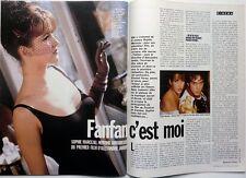 Mag 1993: SOPHIE MARCEAU_JORDY_ETIENNE DAHO_POW WOW_BARBIE_UTE LEMPER_PPDA