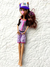 USED COMPLETE MONSTER HIGH DOLL GREAT FOR OOAK