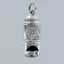 Nanny Whistle Heirloom Keepsake Sterling Silver Collectible Working Replica