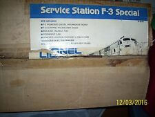 LIONEL6-1579 F-3 SPECIAL MILWAUKEE ROAD SERVICE STATION SPECIAL LTD EDITION SET