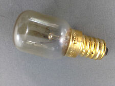 Chef Electric Wall Oven Lamp Light Bulb Globe EOC624S EOC624W EOC644S EOC644W