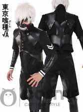 Tokyo Ghoul Ken Kaneki Overall Jumpsuit Outfit Suit COSplay Costume Size S-XXL