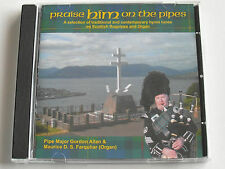 Praise Him On The Pipes - Gordon Allan (CD Album) Used Very Good